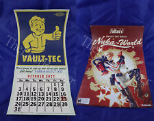 Fallout 4 Nuka World (Gamestop Exclusive) and Vault-Tec Calender Bundle.