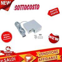 Alimentatore compatibile con notebook APPLE 20V 4,25A 85W MegaSafe2
