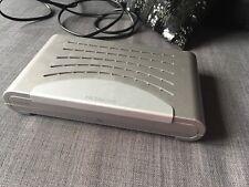 "Small Silver Freeview Digi Box Hitachi No Remote Measures 9.5""x5.5"""