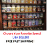 Yankee Candle Small to LARGE Jars  - Rare Retired Treasure? Choose Favorite NEW!