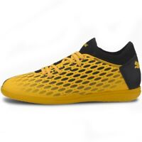 Scarpe da calcio Puma Future 5.4 It Junior 105814 03 giallo