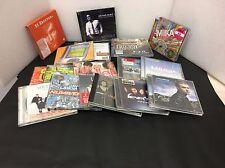 Job lots CD'S Various Artists Bundle