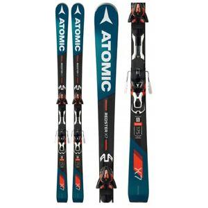 Atomic Redster X7 163cm + XT12 Bindung Slalom/ Grand Slalom Ski Multi-Radius NEU