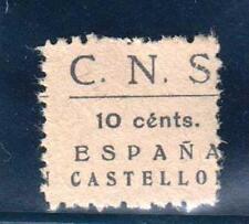 CASTELLON.  NO CATALOGADO