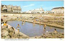 Porthcawl Esplanade, Children's Paddling Pool, By E.T.W. Dennis and Sons LTD,.