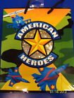 American Heroes Camo Military Camouflage Birthday Party Cub DLX Medium Gift Bag