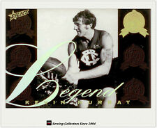 2012 Select AFL Eternity Hall of Fame S4 Card Hof185 Checklist