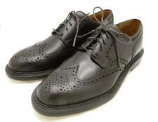 JCREW Preston Leather Wing Tips Shoes $225 10 dark chocolate work dress 55740