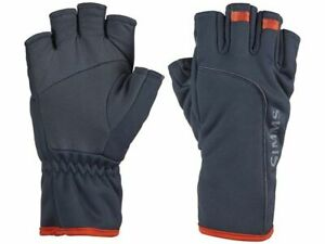 Simms Guide Windbloc 1/2 Finger Glove - Large