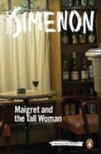 Maigret and the Tall Woman (Inspector Maigret), Simenon, Georges Book