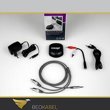 Bluetooth für B&O BeoCenter 2 Socket Unit - Adapter Set für BANG & OLUFSEN AUX