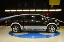 Dodge Ram Crew Cab Chrome BODY SIDE MOLDING STAINLESS STEEL TRIM