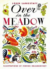 Over in the Meadow by John Langstaff (1973, Paperback, Reprint)