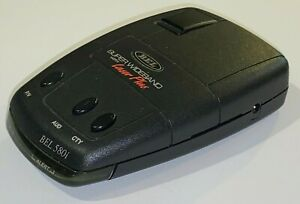 BEL-TRONICS 580i Super Wideband with Laser Plus (Scanner Only / No Power Cable)