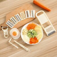 EE_ 11 IN 1 Mandoline Slicer Vegetable Cutter Potato Onion Carrot Grater Chopper