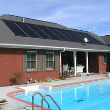 """28""""x20' Solar Swimming Pool Heater Panel for Inground above ground Pools"""