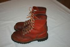 VTG RED WING IRISH SETTER SPORT LEATHER Stamped WORK BOOTS 890 SZ 6 C USA