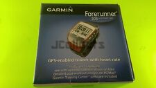 Garmin Forerunner 305 GPS Running Watch, Heart Rate Monitor, Complete In Box