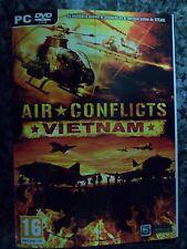 Air Conflicts Vietnam Nuevo sin precintar PC Simulación Táctica combate aéreo
