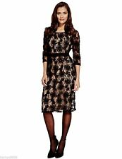 Per Una 3/4 Sleeve Lace Dresses for Women