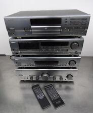 Komplett Kenwood Amplifier KA 4050R Tuner KT-3050L Cassette Deck KX-5050 CD-5050