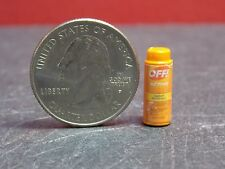 Dollhouse Miniature Insect Repellant Spray Can E 1:12 scale  G19 Dollys Gallery