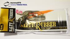 ARTIFICIALE LURES DUEL SALTY RUBBER F847 30gr colore CHSP PESCA - Y288