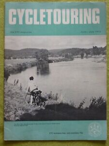 CYCLETOURING / JUNE JULY 1973 / DISCOVERING TUSCANY