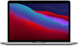 "Apple MacBook Pro 13,3"" 2020 M1/8/512 GB Touchbar Space Grau MYD92D/A #"