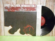 """EINSTURZENDE NEUBAUTEN - Zeichnungen Des Patienten lLP Vinyl 12"""""""