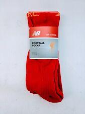 NB New Balance LFC Liverpool Football Club Over the Calf Soccer Socks Lg 10-13