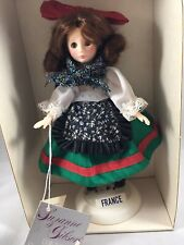 Vintage Suzanne Gibson Doll, France, New, Original Box, Dolls Collectibles