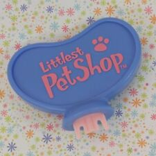 Littlest Pet Shop Biggest playset replacement turn key play house part LPS sign
