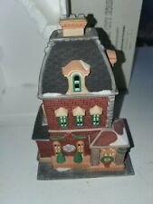 Department 56 Christmas in the City Series Haberdashery. Heritage Village Collec