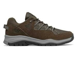 New Balance MW928BK Brown Leather Upper Trainers Wider Fit For Womens Width 4E