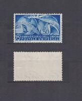 ITALY 1949 UPU Mint *  Sc.514 (Sa.599)