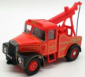 CORGI 1/50 Scale 16101 - Scammell Highwayman Crane Set Showmans Range John Crow