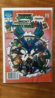 Mighty Mutanimals 1 TMNT Archie Adventure High Grade Comic Book RM13-75