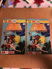Beowulf #4 (1975) Two Copies 6.5-7.5