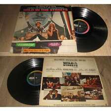 VA/The 13Th Power, The Gurus-Wild In The Streets Rare French LP OST Psych Garage