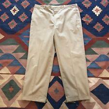 Vintage 50s 60s Lee Prest Chetopa Workwear Pants 42x30 Dickies Ben Davis Khaki