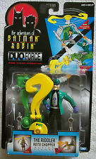 The Adventures of Batman & Robin DUO Force Series 2 1997 RIDDLER Animated