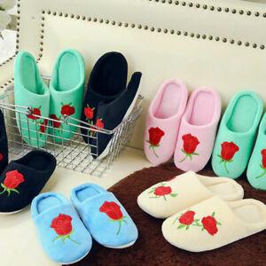Soft Bottom Home Slippers Warm Shoes Women Indoor Floor Slippers For Bedroom New
