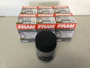 SIX(6) Fram Tough Guard TG10575 Oil Filter CASE fits XG10575 M1-212A  PH10575