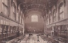 Christ Church Dining Hall, OXFORD, Oxfordshire