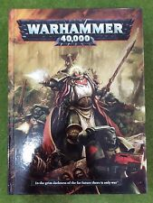 WARHAMMER 40000 40k Manuale Rulebook Regolamento 6th Edition NUOVO ENGLISH