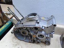 Kawasaki 100 KM KM100 Engine Case Cases Set 1976 KB131 LP