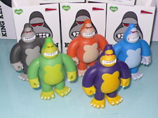 AMOS Strangeco James Jarvis King Ken Series 1 - 5pcs Mini Figure set