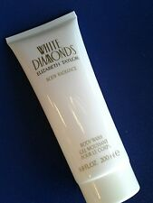 White Diamonds by Elizabeth Taylor for Women Body Wash 6.8 oz. NEW