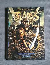Intron Depot 2 / Blades / Anime / Manga by Masamune Shirow
